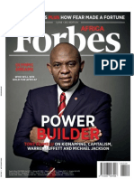 Forbes - Tony Elumelu