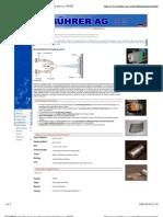 BUEHRER AG, Electrical Arc Spraying Coating Service, HVOF