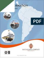 Port Information CHILE
