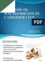 Sindrome de Malabsorbcion de Carbohidratos