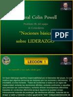 Colin Powell on Leadership (1)
