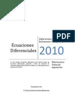 Ecuaciones Diferenciales- Aplicaciones con Voyage 200