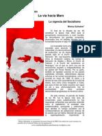 La vía hacia Marx - Mónica Quilodrán