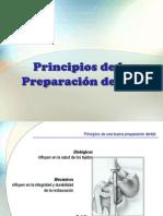 Principios de la Preparacion Dental