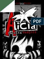 Alicia La Niña Vampiro