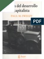 81312253 Paul Sweezy Teoria Del Desarrollo Capitalista 1942