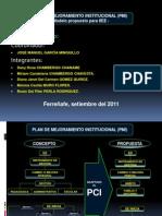 PMI - Trabajo