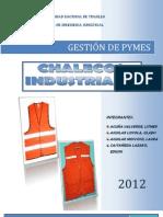 Gestion de Pymes - Chalecos Industriales