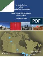 Canada Post Report