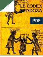 Codex Mendoza Liber