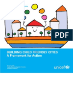 Child Friendly Cities CFC - UNICEF