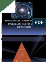 Generaciones (1-4) de Las Computadoras
