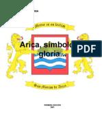 Arica Simbolo de Gloria