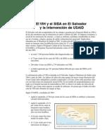 Hiv El Salvador