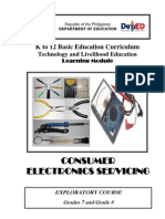 k to 12 Electronics Learning Module