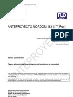 Anteproyecto Nordom 133 Pastas