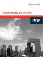 Download Antimonopoly Law in China 63824