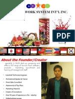 Agpi Business Presentation
