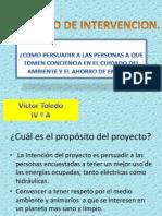 Proyecto de Intervecion