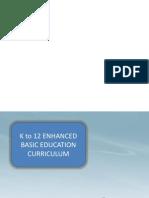 K-12 for Eps Presentation