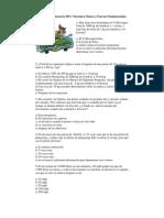 MAterial Para Mecanica Celeste- Cuestionario Preguntas y Problemas