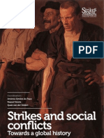 Strikes and Social Conflicts Online Book