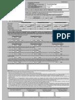 Form 03 Pemulihan Polis