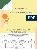Exposicion de Desarrollo y Politica Agropecuaria