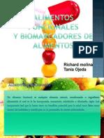 Alimentos Funcionales y Biomarcadores