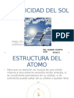Electricidad Del Sol