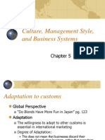 Chapter 5 Management Styles