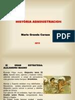 Historia Univ Administracion Resumen