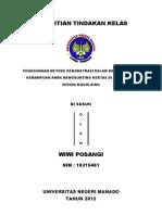 Proposal Ptk Wwi Posangi