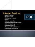 Internet Services FCP