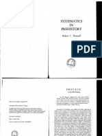 Dunnell-SystematicsInPrehistory-Chapters1-4
