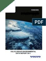 Volvo Group Environmental Data Report 2011