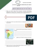 P.C DE H.G.E 3º CORRIENTE LIBERTADORA DEL SUR Y NORTE