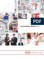 Henkel Sustainability Report 2011