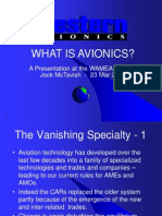 What is Avionics