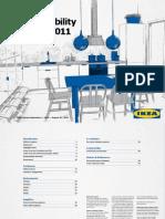 IKEA Sustainability Report 2011