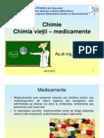 Chimia vietii - medicamente
