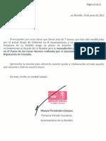 Finalización Obras Casas Nuevas