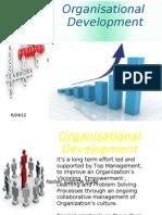 Group 8 Organizational Development