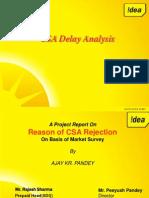 Idea Training Report