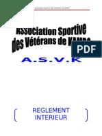 ASVK ReglementInterieur Reviewed 040312