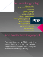 Electro Retino Graphy