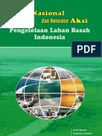 Strategi Nasional Dan Rencana Aksi Pengelolaan Lahan Basah Di Indonesia