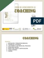 Curso de Acercamiento Al Coaching