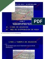 Linea de Aduccion - Abastecimiento