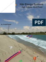 Kite Energy (Aerial Wind energy) presentation